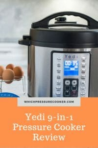 Yedi 9-in-1 Pressure Cooker Review