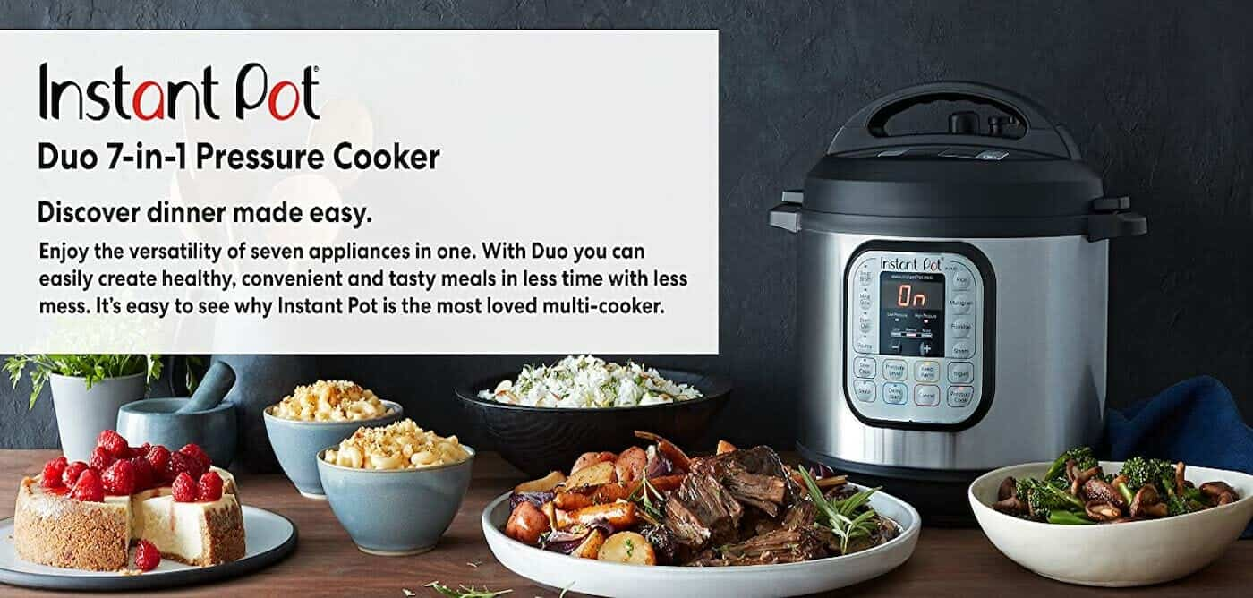 Instant Pot Duo 7-in-1 Pressure Cooker Review