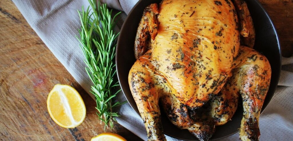 What size pressure cooker for a whole chicken, turkey, or other large food items
