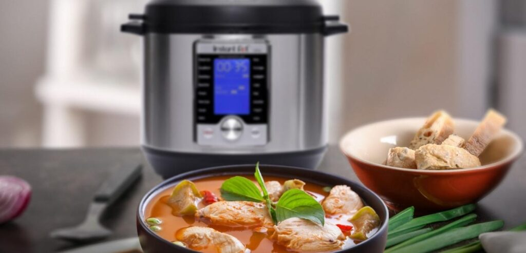 Electric pressure cookers are very versatile