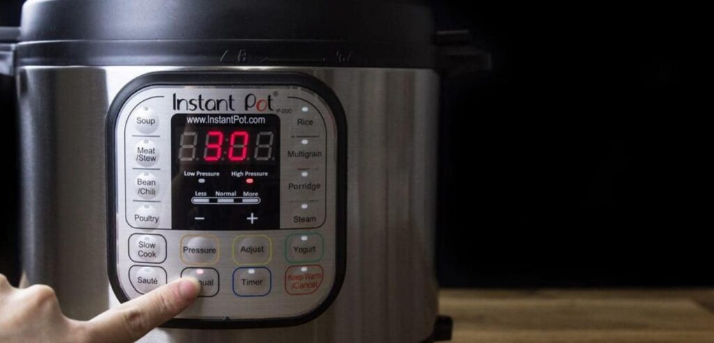 There are so many buttons - Power Pressure Cooker
