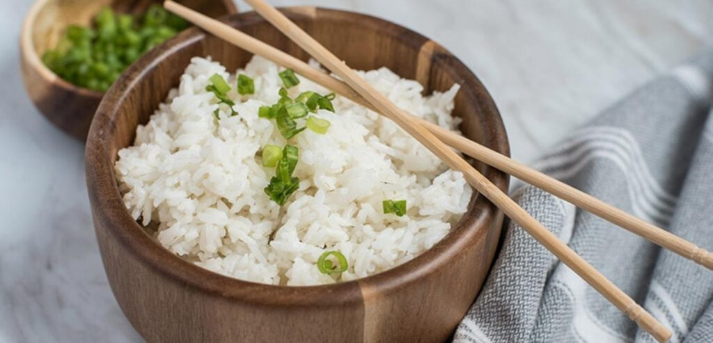 The Easiest Way To Cook Rice In An Instant Pot