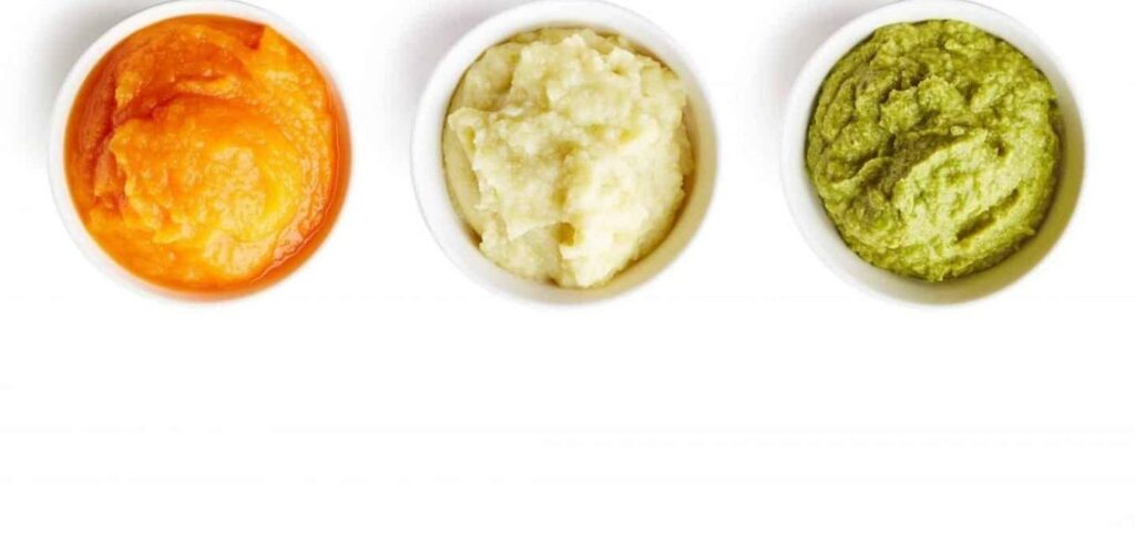 Homemade instant pot baby food 5
