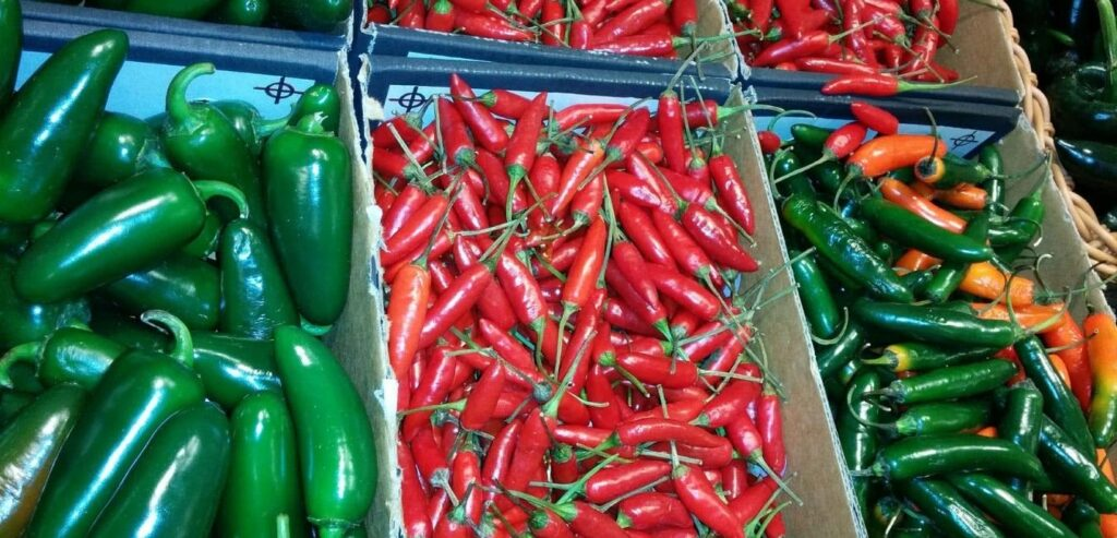 Instant Hot Mixed Chillis